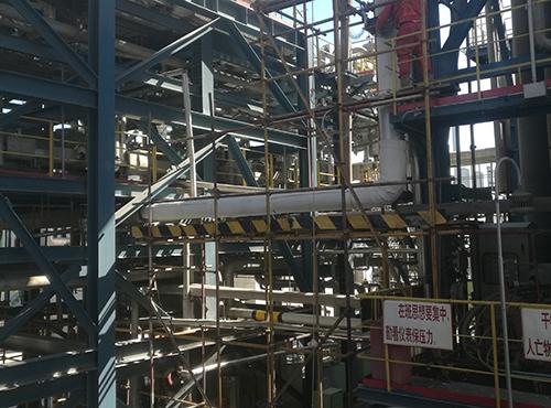 气凝胶工程石油石化管线保温案例