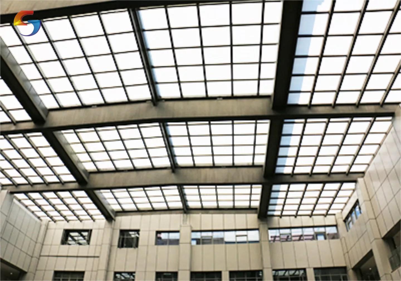 湖南宁乡高新区管委会综合楼气凝胶玻璃应用案例
