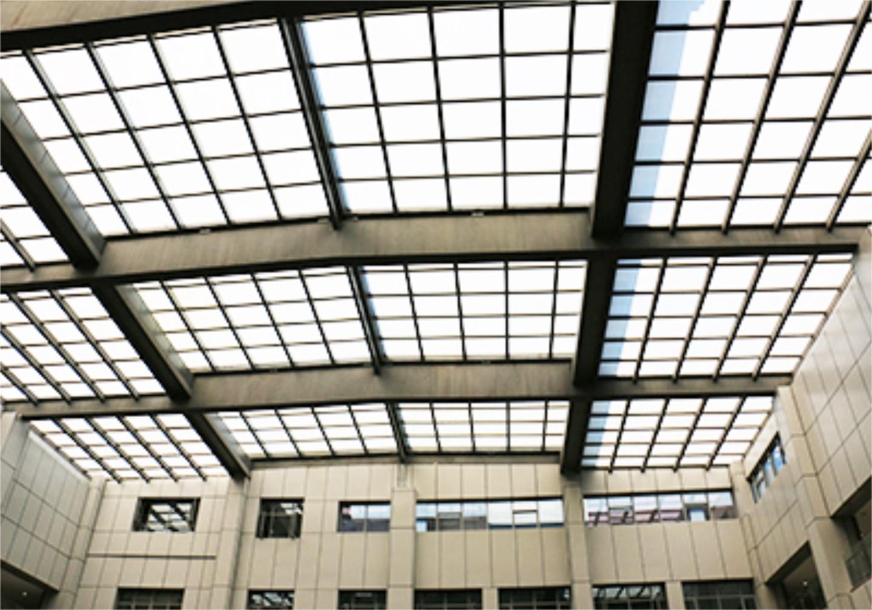 湖南宁乡高新区管委会综合楼气凝胶玻璃案例