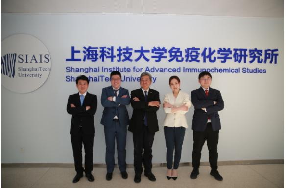 上海科技大學一天內連發兩篇Science