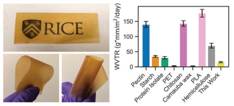 香蕉、草莓易腐怎么办?喷点鸡蛋/纤维素纳米复合涂层:保鲜、抗菌、成本又低!