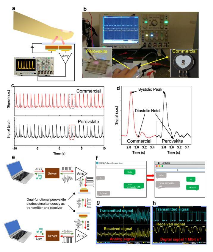 重大进展!西北工业大学黄维院士团队《自然•电子学》:钙钛矿光电子领域研究取得突破