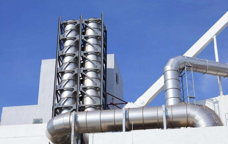 氣凝膠在建築管道中的使用