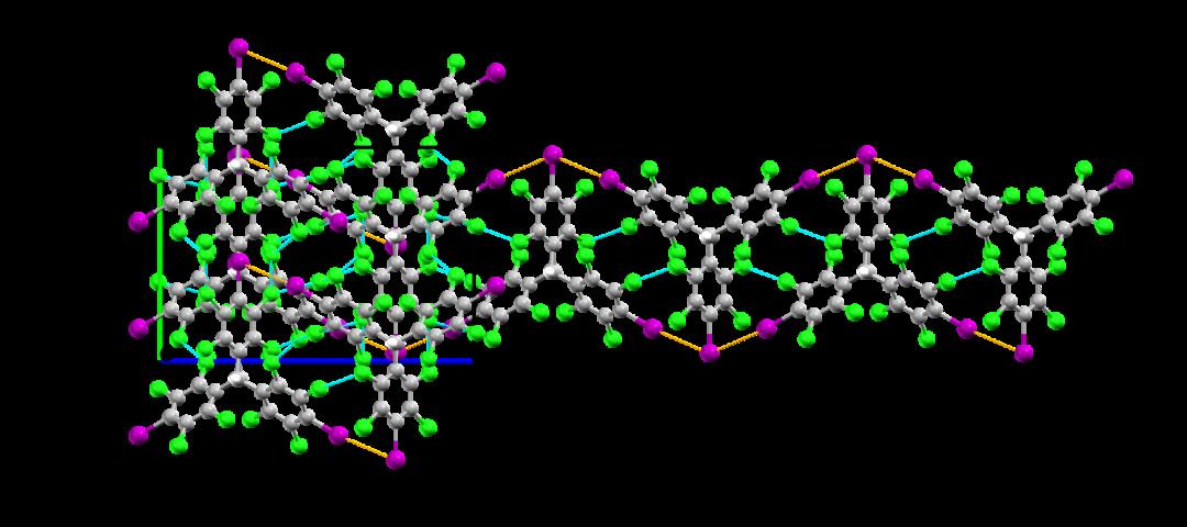 00后博士生再发《德国应化》!91%量子效率——有机含碘自由基的高性能高稳定性固态发光