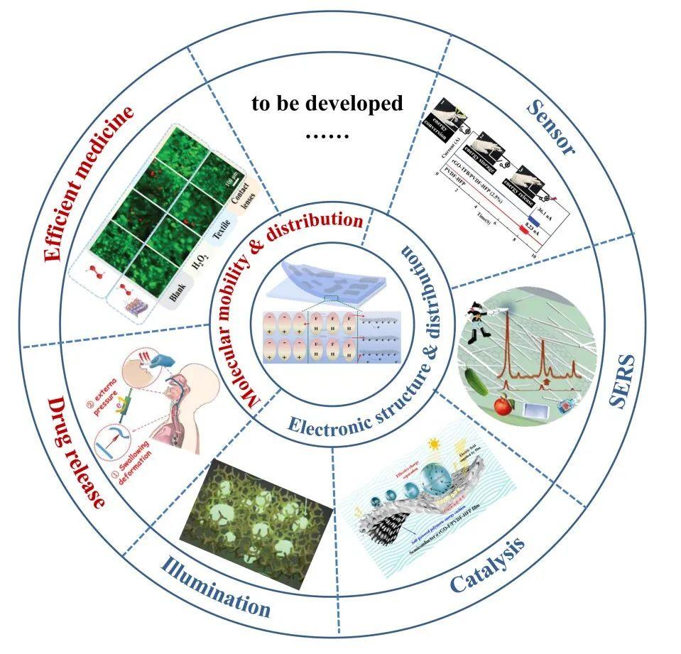 中国地质大学佟望舒/安琪/张以河《AM》:多孔薄膜的压电-介电耦合研究,实现发电性能提升