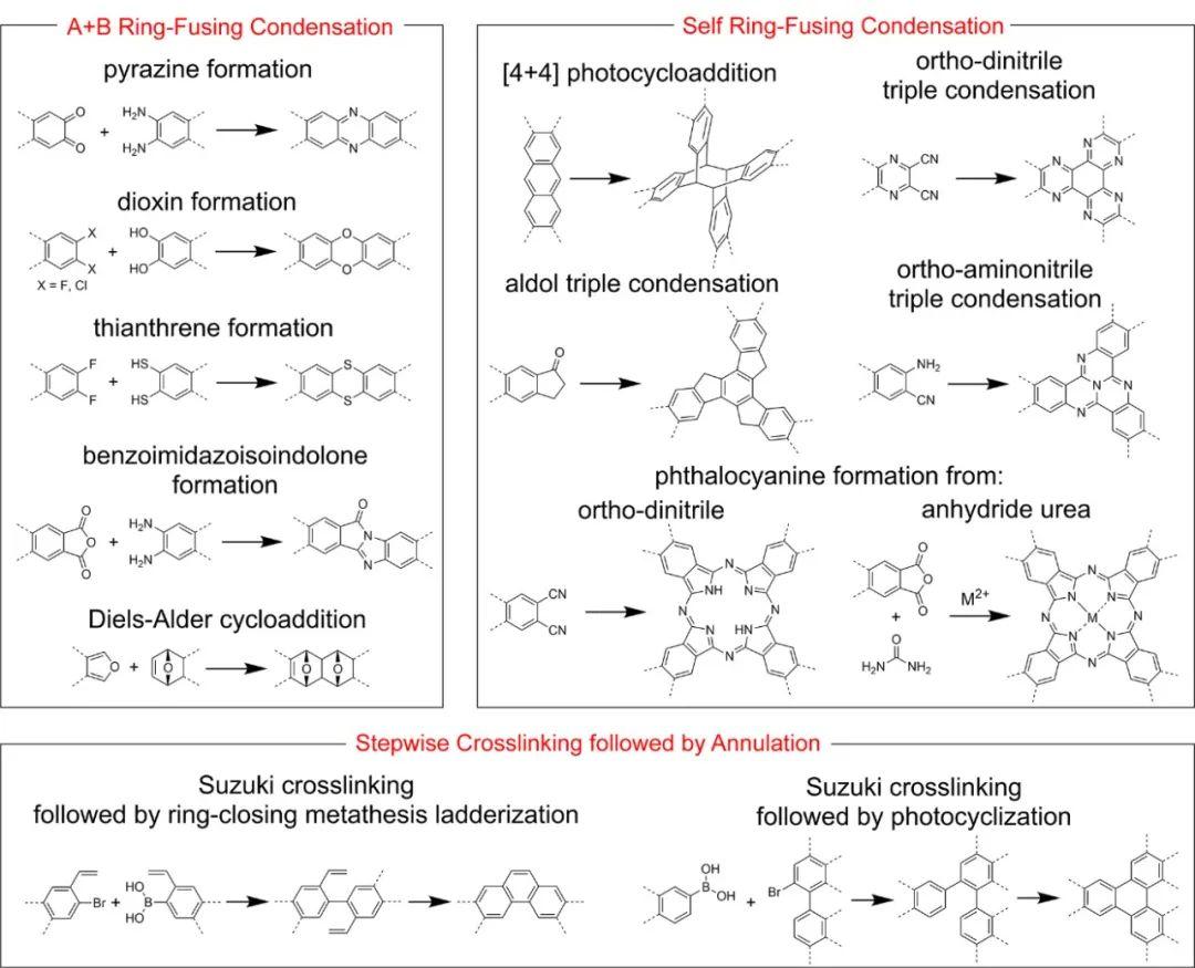 方磊《Chem》综述:多孔网络梯状聚合物