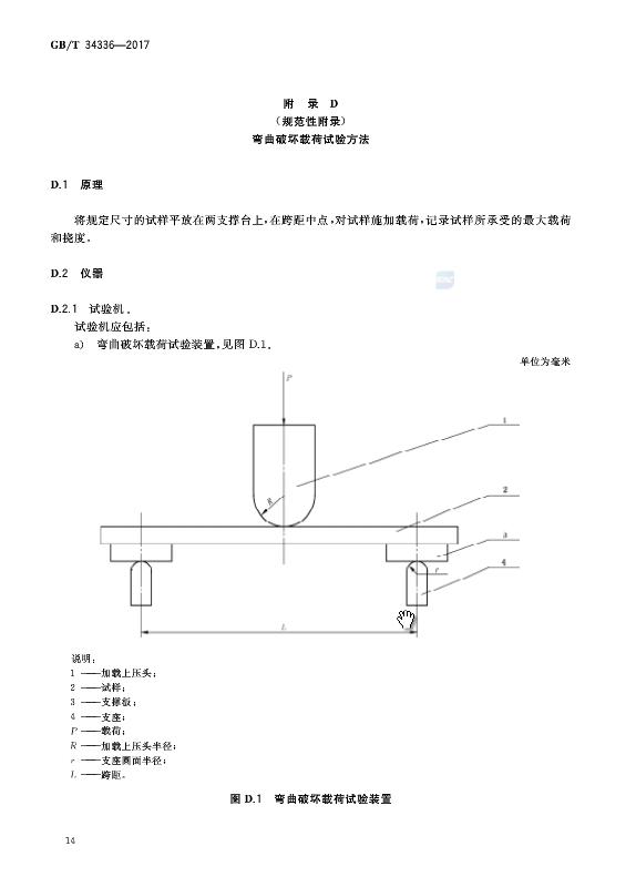 《纳米孔气凝胶复合绝热制品》国家标准GB/T 34336-2017