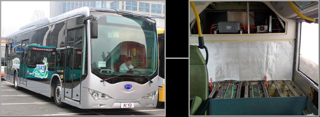 电池箱与乘客舱之间的被动防火保护