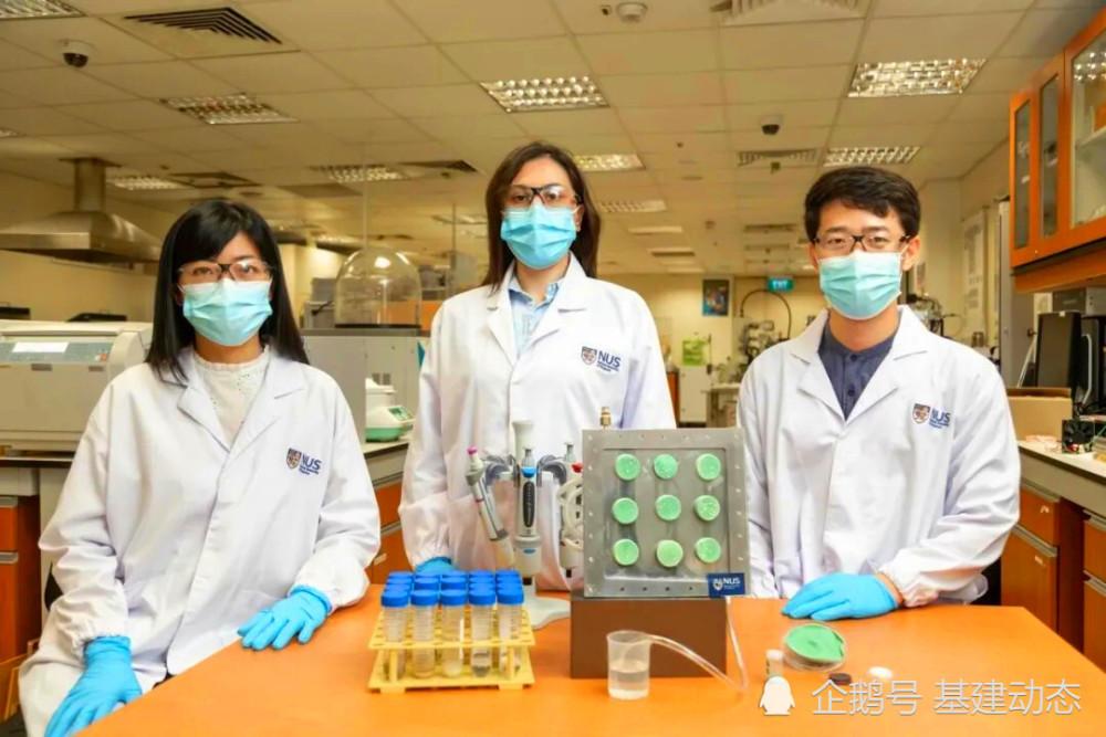 """新加坡国立大学发明新型气凝胶,""""空气产水""""成为可能"""