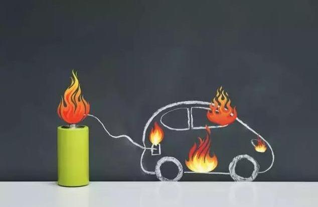 新能源汽车着火点