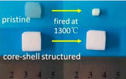 硅改性氧化铝气凝胶